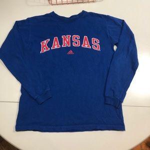 University of Kansas long sleeve shirt